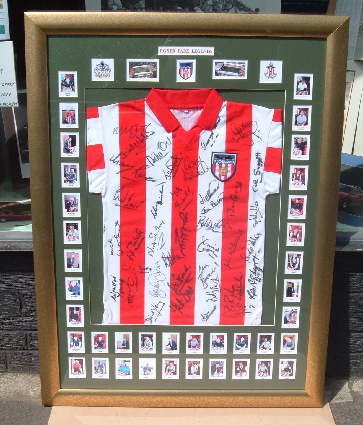 Sunderland AFC 1973 Shirt