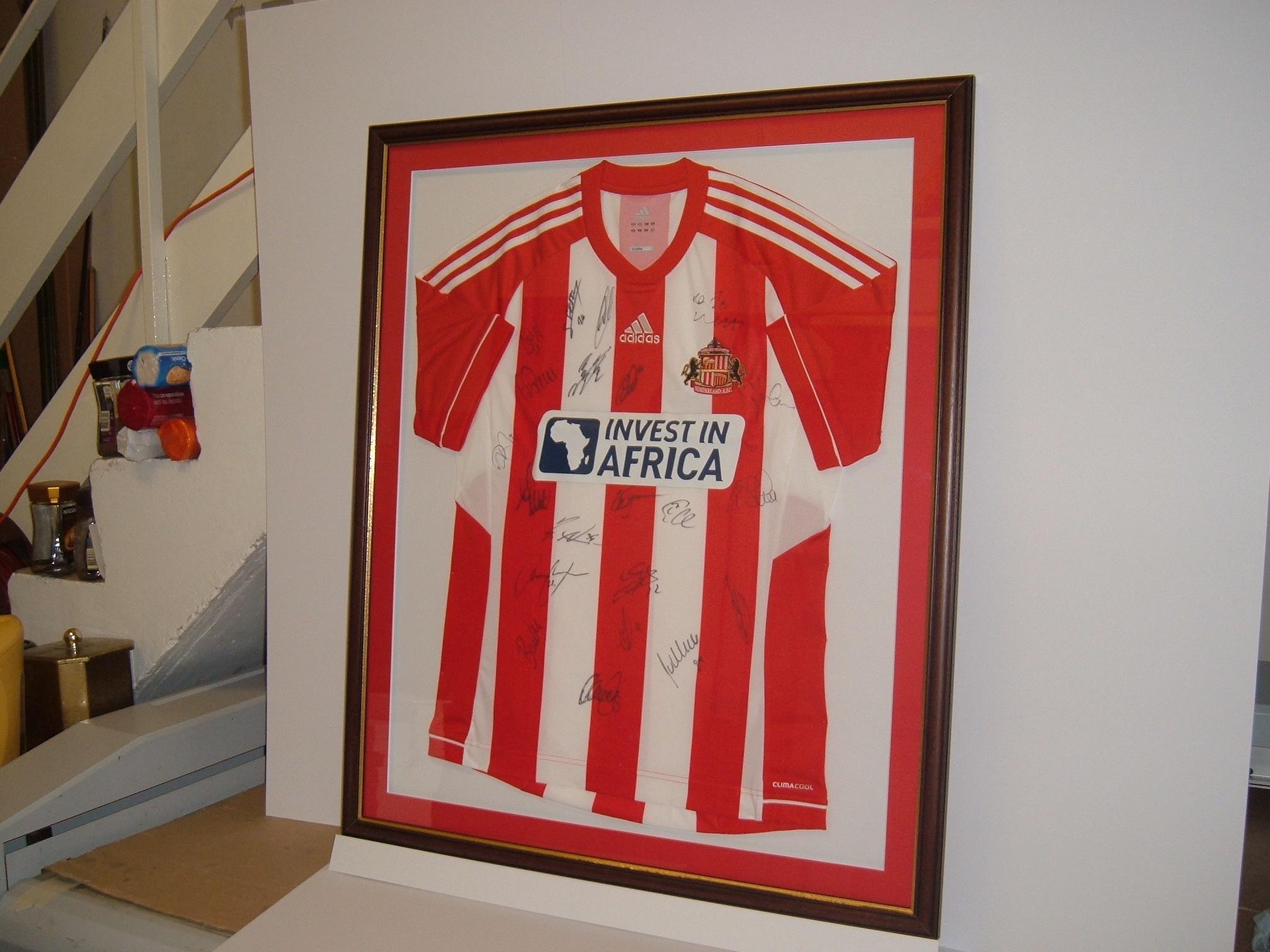 Sunderland AFC Shirt